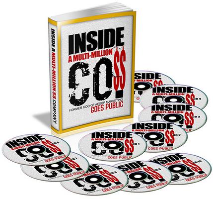 Pay for Inside A Multi-Million Dollar Company - Plr!