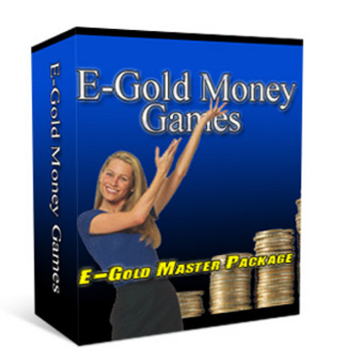 Pay for E-Gold Money Games Master Package
