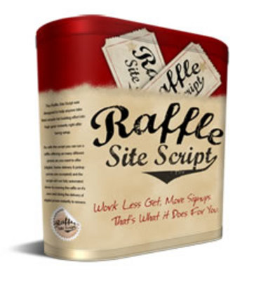 Pay for Raffle Site Script