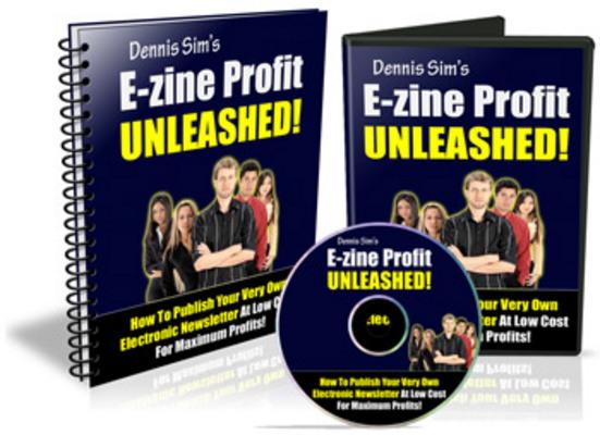 Pay for E-zine Profits Unleashed MRR