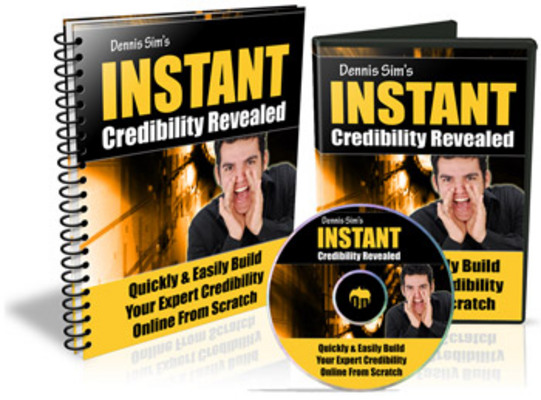 Pay for Instant Credibility Revealed - Quickly & Easily Build Your Expert Credibility Onine From Scratch