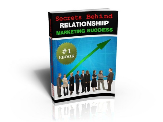 Pay for Secrets Behind Relationship Marketing Success