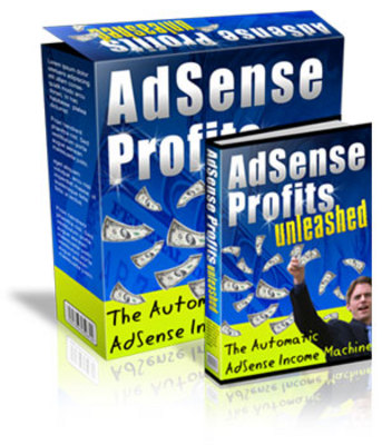 Pay for Adsense Profits Unleashed - With Master Resale Rights