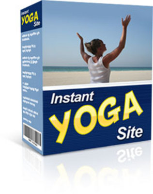 Pay for Instant Yoga Website