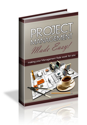Pay for Project Management Made Easy - With Master Resale Rights