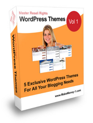 Pay for Wordpress Themes Volume 1 - Master Resale Rights