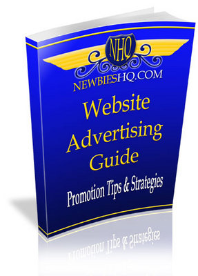 Pay for Website Advertising Guide With Master Resale Rights