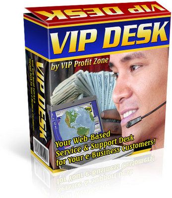 Pay for VIP Desk Script - Recommended To All Websites
