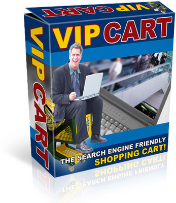Pay for VIP Shopping Cart - Full Version w/serial number code