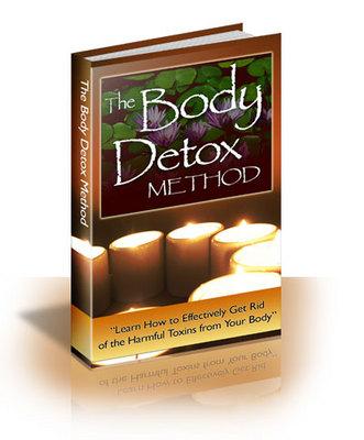 Pay for The Body Detox Method: Detox Kit