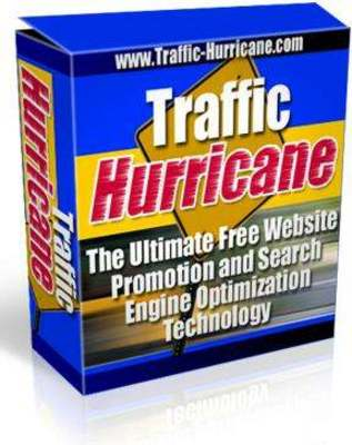 Pay for Traffic Hurricane Pro V2 with Master Resale Rights