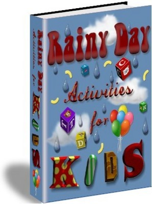 Pay for *NEW* Rainy Day Activities For Kids ! Private Labels Rights