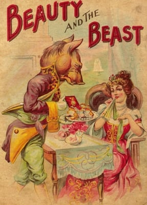 Pay for Beauty and The Beast Fully Illustrated