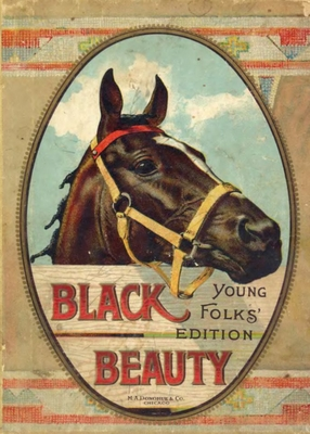 Pay for Black Beauty - Young Folks Edition - Illustrated