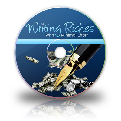 Pay for Writing Riches With Minimal Effort
