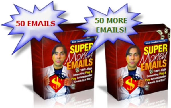 Pay for *NEW!* Super Money Emails Upgraded Version - MRR*