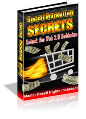 Pay for Social Marketing Secrets - With Master Resale Rights