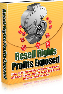 Pay for Resell Rights Profits Exposed - With Master Resale Rights