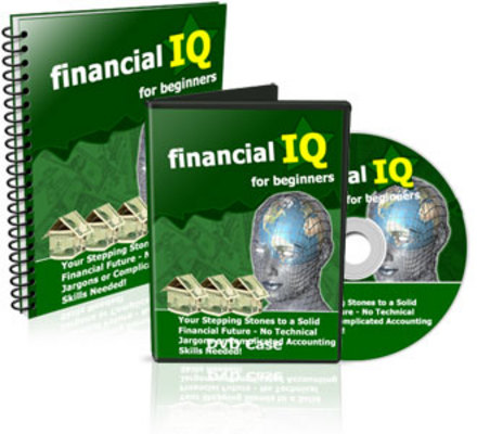 Pay for Financial IQ For Beginners - With Full Master Resell Rights