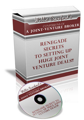 Pay for Confessions of A Joint Venture Broker - Mrr