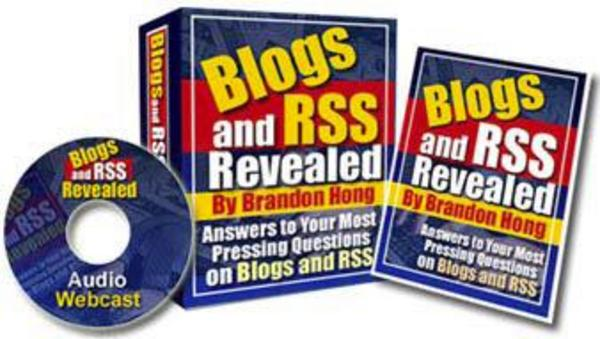 Pay for Blogs And RSS Revealed -With MRR