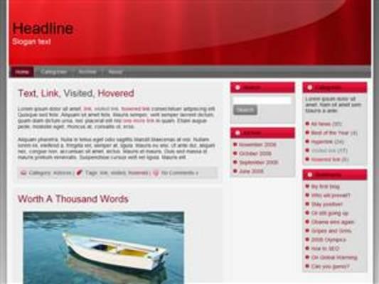 Pay for 100 Premium Wordpress Themes - PLR