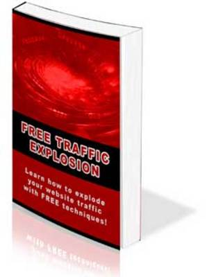 Pay for Free Traffic Explosion - With Master Resell Rights