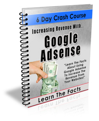 Pay for Increasing Revenue With Google Adsense - Plr!