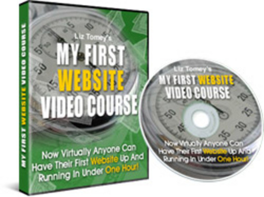 Pay for My First Website Video Course - MRR