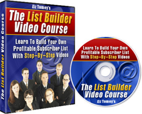 Pay for The List Builder Video Course - Master Resell Rights