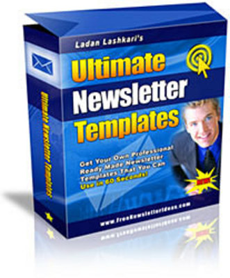 Pay for Ultimate Newsletter Templates With MRR & Bonus Graphics