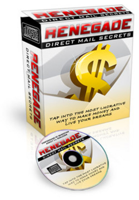 Pay for Renegade Direct Mail Secrets - Master Resell Rights