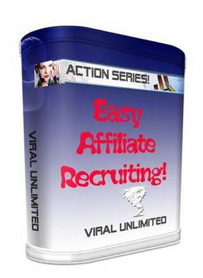 Pay for Easy Affiliate Recruiting! Viral Unlimited(MRR)
