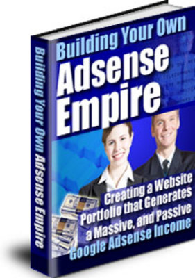 Pay for Building Your Own Adsense Empire - with Mrr!