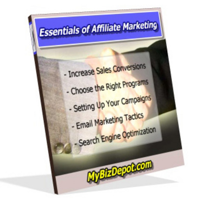 Pay for Essentials of Affiliate Marketing