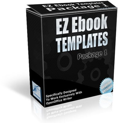 Pay for EZ eBook Template Package V1 UPGRADED(mrr)