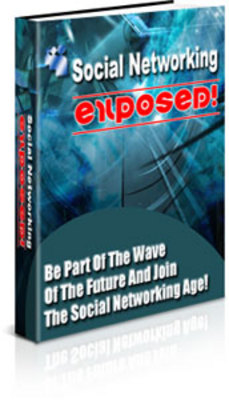 Pay for Social Networking Exposed with Private Label Rights