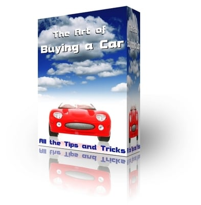 Pay for The Art of Buying a Car - PLR + Free Stuff   :-)