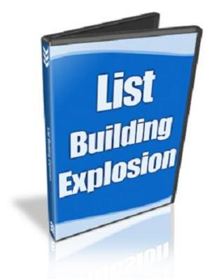 Pay for List Building Explosion vidoes + 20 WordPress Themes(MRR)