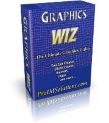 Pay for Graphics Wiz - With Resale Rights + Bonuses Galore!