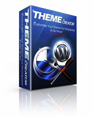 Pay for Wordpress Theme Creator Software - Mrr!