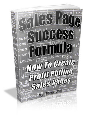 Pay for Sales Page Success Formula - Mrr!