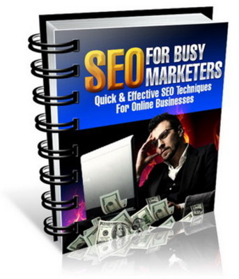 Pay for SEO For Busy Marketers - Mrr