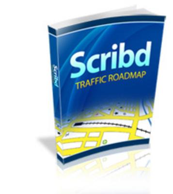 Pay for Scribd Traffic Roadmap - Plr!