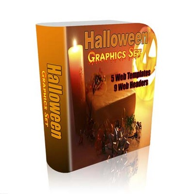 Pay for Halloween Graphics Set - Mrr