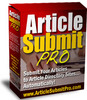 Thumbnail Article Submit Pro with Master Resell Rights