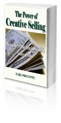 Pay for The Power of Creative Selling  EARL PREVETTE