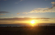 Thumbnail Sunset on the beach.