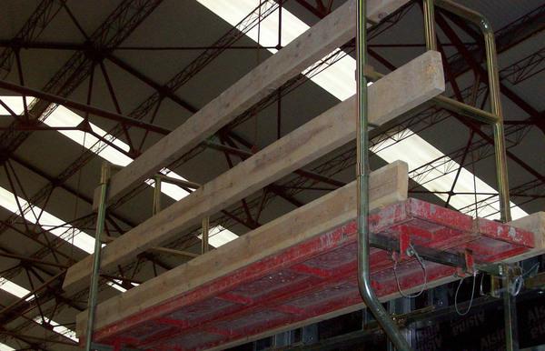 Pay for Plataforma elevada en la escuela taller
