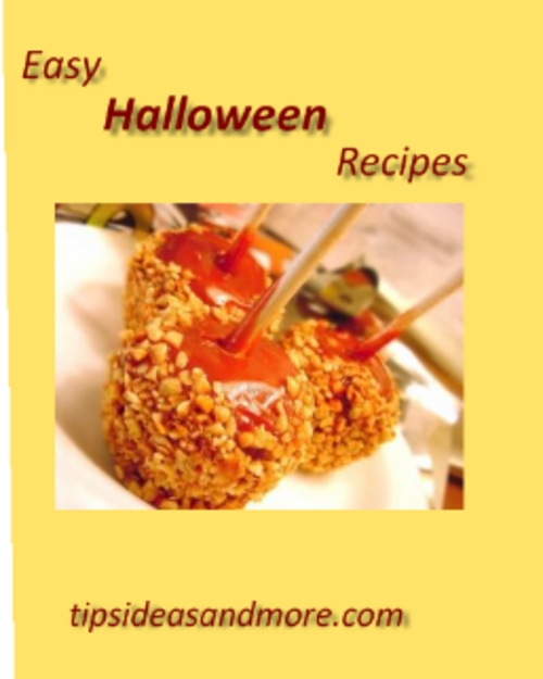 Pay for Easy Halloween Recipes